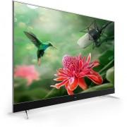 "TCL U55c7006 Tv Led 55"" 4k Ultra Hd Hdr Smart Tv Android Tv Wi-Fi Classe A+"