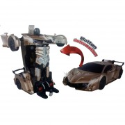Auto Transformer Niños Con Control Remoto