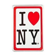 I Love New York Playing Cards, New York Souvenirs, New York City Souvenirs