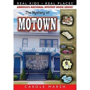 The Mystery at Motown, Paperback/Carole Marsh