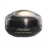 Shiseido future solution lx eye lip contour regenerating cream crema contorno occhi e labbra