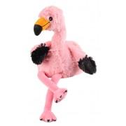 Warmies Magnetronknuffel Flamingo 39cm