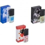 Carrolite Combo Blue Lady-Romantic-Younge Heart Red Perfume