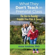 What They Don't Teach in Prenatal Class: The Key to Raising Trouble-Free Kids & Teens, Paperback/Anne Andrew