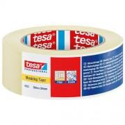 Tesa 4323 Maskeringstejp beige 50 m x 19 mm