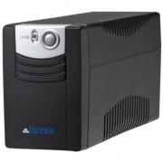 Lapara SAI Lapara 650VA / 360W, in-line, 2x Schuko, USB, RJ11