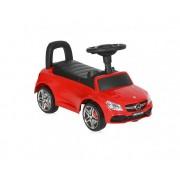 Masinuta fara pedale Mercedes Coupe muzica si sunete Red