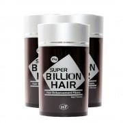 Kit 03 Maquiagem pra Calvície Billion Hair - 25g