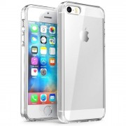 Husa APPLE iPhone 5C - Luxury Slim TPU TSS, Transparent