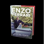 Enzo Ferrari: Power, Politics, and the Making of an Automotive Empire, Hardcover