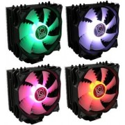 Hladnjak za CPU, LC Power LC-CC-120-RGB Cosmo Cool, socket 775/1150/1151/1155/1156/1366/2011/2011-3/2066/FM1/FM2/AM2/AM2+/AM3/AM3+/AM4