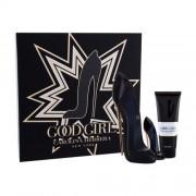 Carolina Herrera Good Girl set cadou apa de parfum 80 ml + lotiune de corp 100 ml + apa de parfum 7 ml pentru femei