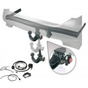 Westfalia-Automotive Anhängerkupplungs-Kit SKODA ROOMSTER Praktik (5J) Bauj. 03/07 -05/15