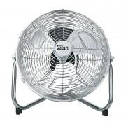 Ventilator inox cu suport Zilan, 50 W, 3 trepte ventilare