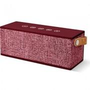 FRESH N REBEL Głośnik Bluetooth FRESH N REBEL Rockbox Brick Fabriq Edition Ruby