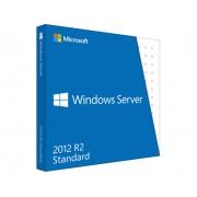 HPE Microsoft Windows Server 2012 R2 Standard Reseller Option Kit Eng/French/Italian/German/Spanish SW