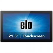 Elo Touch 2294L érintőképernyős POS monitor, felülvizsgált B verzió, PCAP, ZeroBezel, open frame, fekete