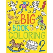 My First Big Book of Coloring 2, Paperback/Little Bee Books