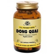 Solgar It. Multinutrient Spa Dong Quai 100 Capsule Vegetali