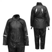 Capa de Chuva Tupã Jaqueta Calça Moto Impermeável Feminina