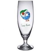 Kosta Boda Friendship Ölglas 50cl True Love