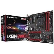 Gigabyte GA-AX370M-Gaming 3 AMD X370 Socket AM4 microATX motherboard