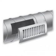 Grila de refulare pentru tubulatura circulara 225 x 75 mm