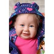 Doll-p My First Vacation Beach Baby Girl Doll with Sunglasses and Towel Poseable Vinyl 18ÌÄå̉ÂÌå inches