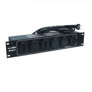 "EuroLite SB-42/19 Distribuidor de potencia 19"""