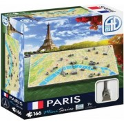 Mini Puzzle 4D Cityscape Paris