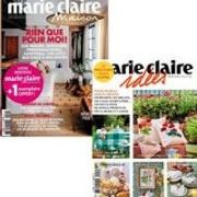 ART Marie Claire Idées + Marie Claire Maison - Abonnement 12 mois