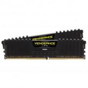 Corsair VENGEANCE LPX 16GB (2 x 8GB) DDR4 DRAM 3600MHz PC4-28800 CL18, 1.2V / 1.35V + sustav hlađenja protoka zraka, CMK16GX4M2B3600C18