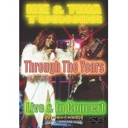 HUDSON/STREET Turner, Ike & Tina - genom åren [DVD] USA import