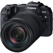 Canon EOS RP Mirrorless Digital Camera with RF 24-240mm Lens and EF-EOS R Mount Adaptor