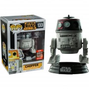 Funko Pop Chopper Rebels Galactic Convention 2017 Star Wars