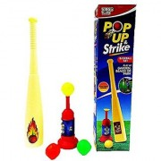 TOYZTREND POP UP & STRIKE BASEBALL SET