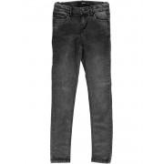 LMTD! Meisjes Lange Broek - Maat 164 - Grijs - Jeans