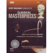 Video Delta Kent Nagano conducts classical masterpieces - Wolfang Amadeus Mozart - DVD