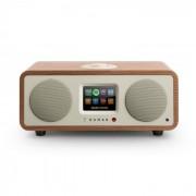 Numan One – 2.1 Radio Internet design Bluetooth Spotify Connect DAB/DAB+ -marron