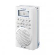 Vízálló fürdőszobai rádió, DAB+ FM-RDS, H-205D