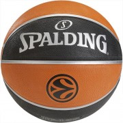 Spalding Basketball EUROLEAGUE TF 150 (Outdoor) - orange/schwarz | 7