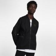 Veste universitaire de NBA Golden State Warriors Nike Modern pour Homme - Noir