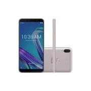Smartphone Asus Zenfone Max Pro M1 ZB602KL 32GB Octa Core Câmera Dupla 13MP+5MP Tela 6.0, Prata