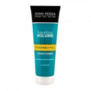 John Frieda Luxurious Volume Touchably Full balsamo per capelli per capelli sottili 250 ml