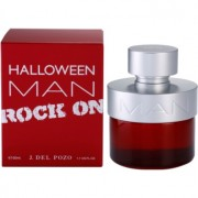 Jesus Del Pozo Halloween Man Rock On Eau de Toilette para homens 50 ml