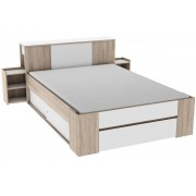 Young Furniture Tweepersoonsbed Sirius 140x200cm - ALL IN