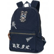 Polo Ralph Lauren Boathouse Canvas Backpack Navy