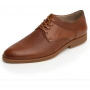 Zapatos Flexi Para Hombre Semivestir - 47901 Tan