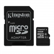 Memoria Micro SD Kingston SDCS16G 16G-Negro