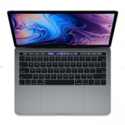 Лаптоп Apple MacBook Pro 13 инча/Touch Bar, Intel Core i5-8257U, 8GB LPDDR3, 128GB SSD, Intel Iris Plus Graphics 645, Space Grey, Z0W60007Y/BG